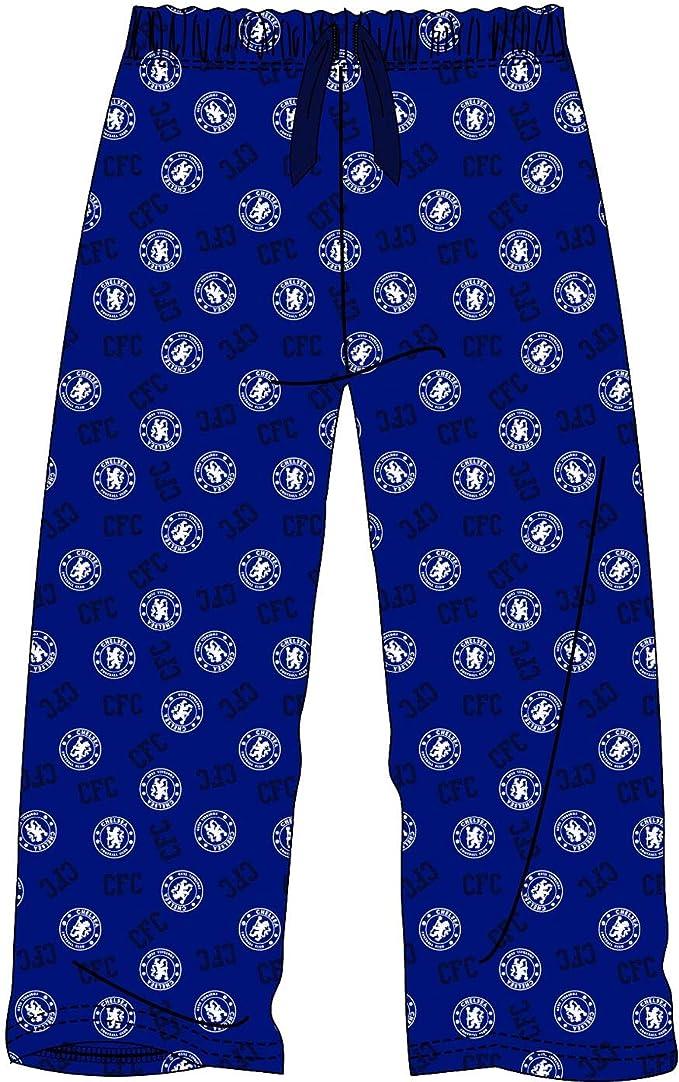 Chelsea Club - Pantalones de Pijama para Hombre, Talla S, M, L y XL: Amazon.es: Ropa y accesorios