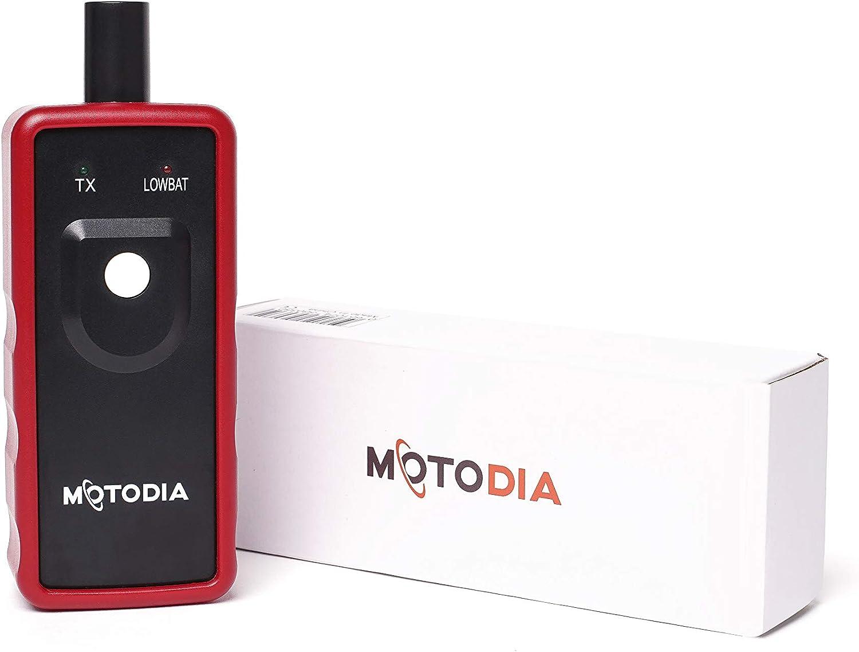 Outil de diagnostic pour syst/ème TPMS MotoDia