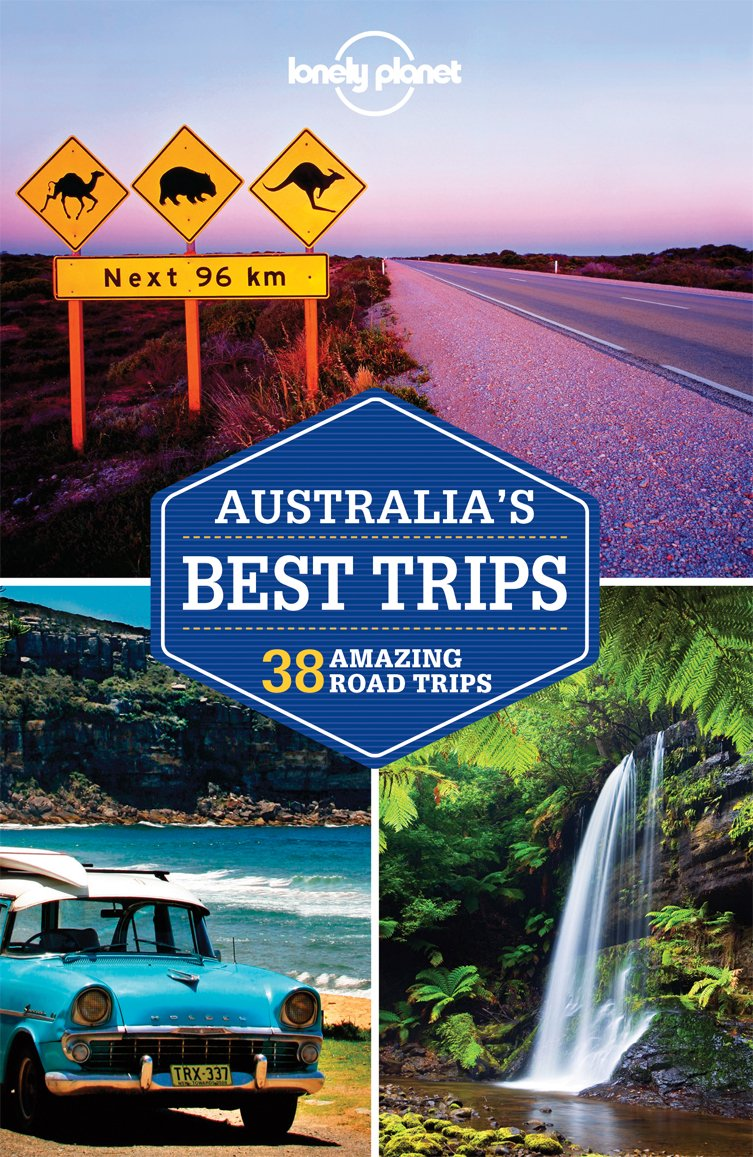Lonely Planet Australias Best Trips Travel Guide Idioma ...
