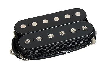 DiMarzio DP223FBK - Pastilla para guitarra eléctrica, color negro