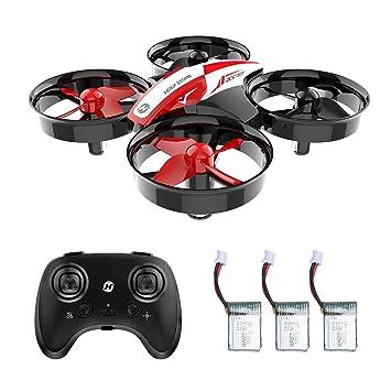 Holy Stone Mini Drones para niños RC Nano Quadcopter HS210 Dron NO ...