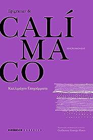 Epigramas de Calímaco – Bilíngue (Grego-Português)