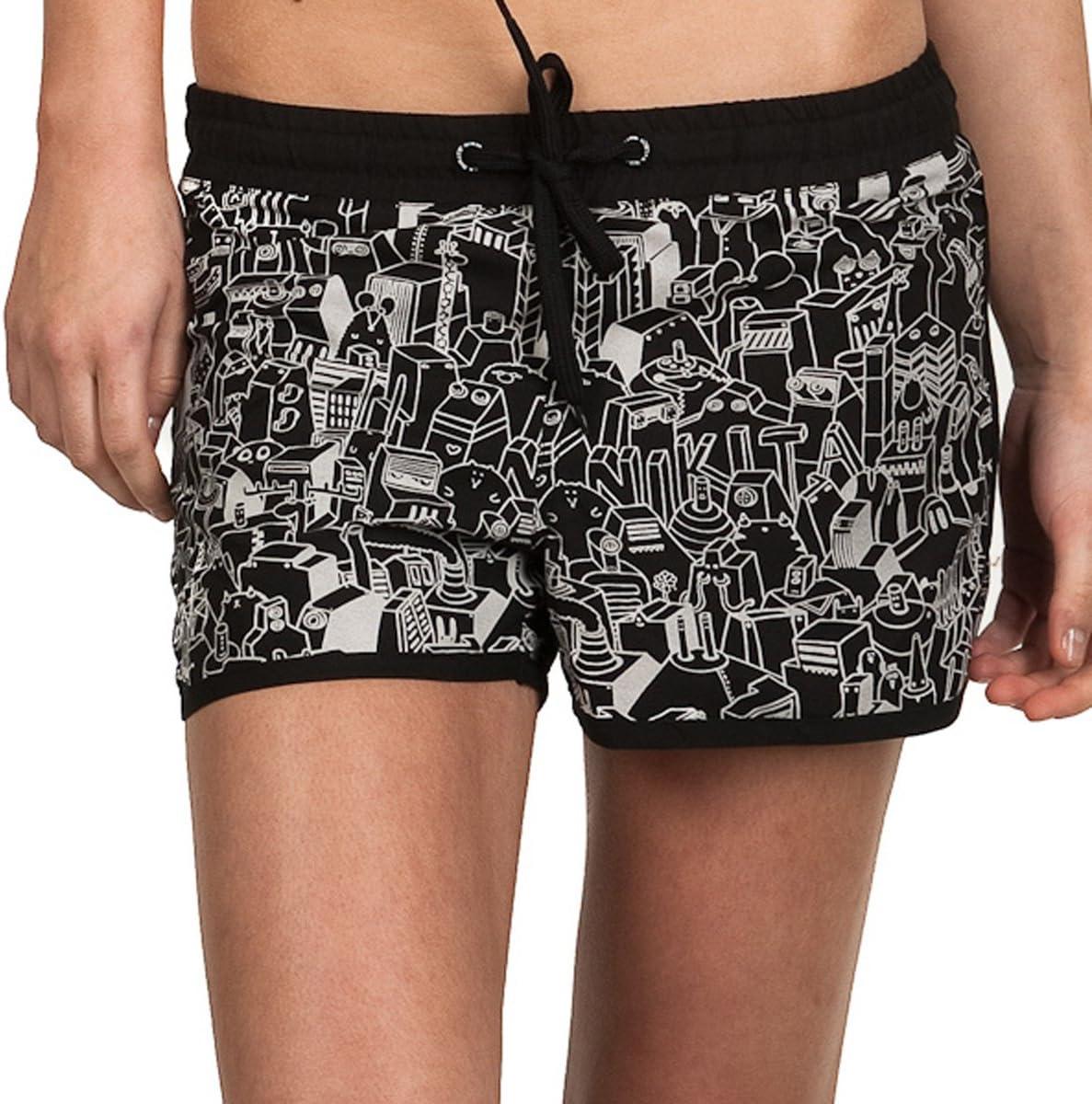 TALLA XS. Nikita Onice - Pantalones Cortos Mujer