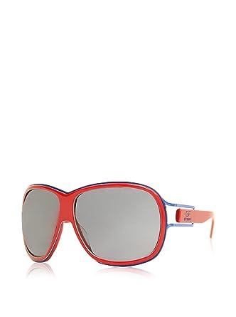 De Ff Lunettes Gianfranco Ferre Rouge Blanc 03 Soleil Bleu 684 CxrthBosQd