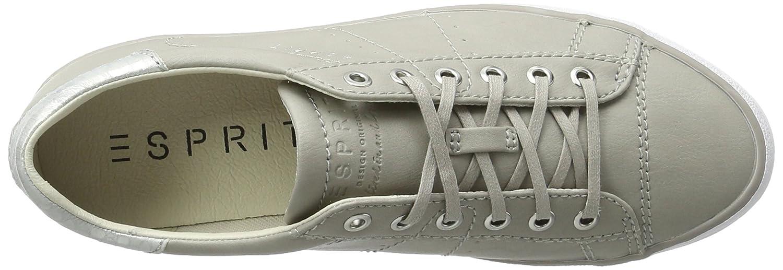ESPRIT Damen Miana Lace Up Up Up Sneaker Grau (Grau 030) 89ada2
