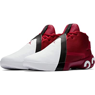 timeless design 7791e 23f37 Jordan Herren Ultra Fly 3 Basketballschuhe Mehrfarbig (Gym Red White-Black  601)