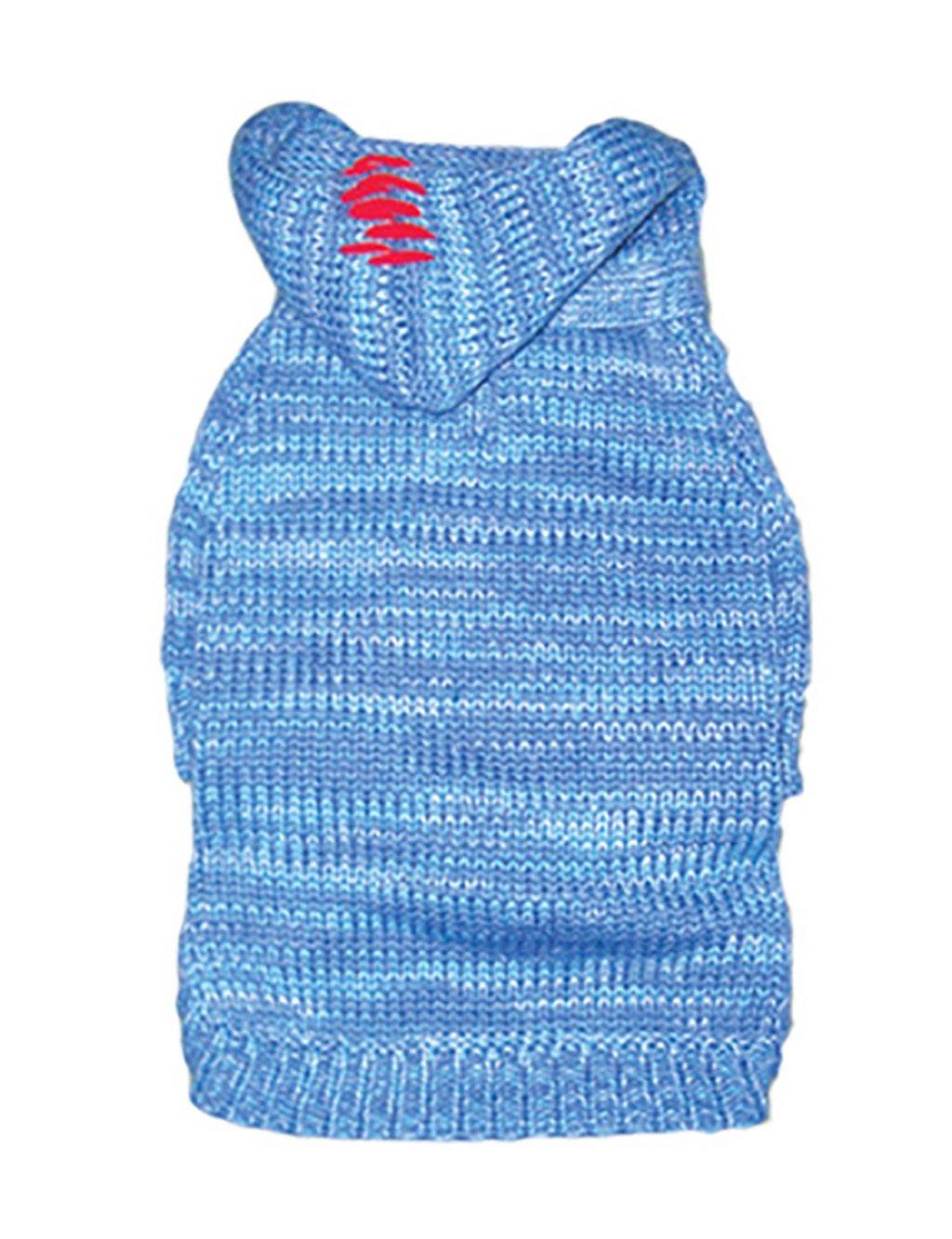 KKCF Autunno e in in in inverno vestiti del cane cappotto del maglione vestiti dell'animale domestico Cane gatto ( Coloreeee   Blu , dimensioni   Xl ) | Pacchetti Alla Moda E Attraente  | Di Modo Attraente  | Discount  | Buona reputazione a livello mondiale f12a65