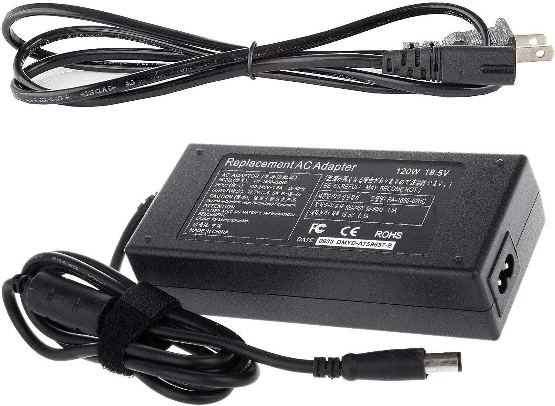 yan AC Adapter Power Cord for HP TouchSmart 600-1050 600-1120 IQ500 IQ504 IQ506