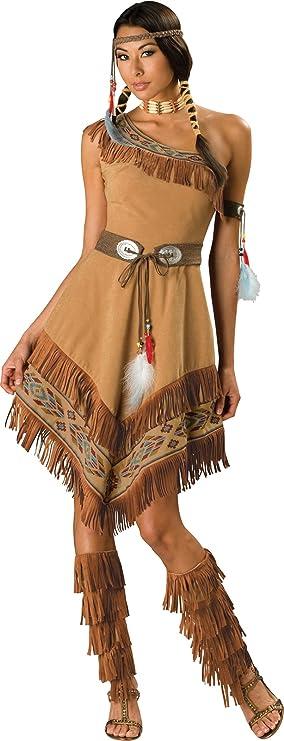 Disfraz India para mujer - Premium L: Amazon.es: Juguetes y juegos