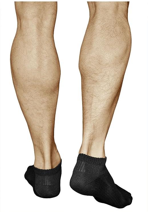 vitsocks Calcetines Verano Hombre BAMBÚ Muy Respirables Bajos (3 PARES) Efecto de Enfriamiento, Sneaker: Amazon.es: Ropa y accesorios