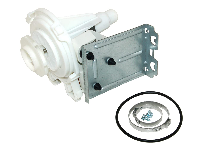 Ablaufpumpe 60 Watt für Spülmaschine 480140102397 Whirlpool Bauknecht Pumpe