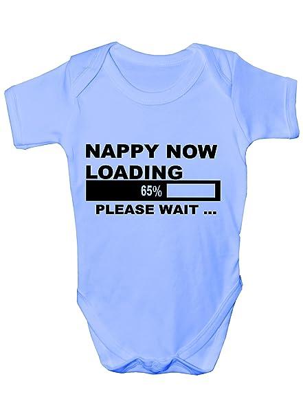 Diseño con texto en inglés de poner diseño de Now niño peluches de animales Babygrow de