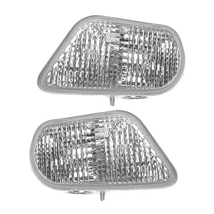 Depo 332-1682R-US Pontiac Trans Am Passenger Side Replacement Parking//Signal Light Unit without Bulb