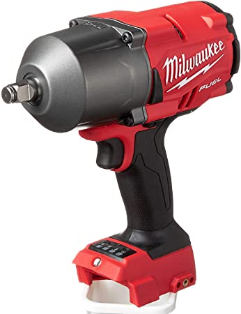 Milwaukee 2767 20 M18 Fuel High Torque 1 2 Inch Impact Wrench With Friction Ring Amazon Com