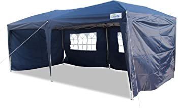 Goutime 10X20 Feet Easy Pop Up Canopy Tent