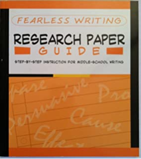 fearless writing essay workbook flash kids fearless series  fearless writing research paper guide flash kids fearless series
