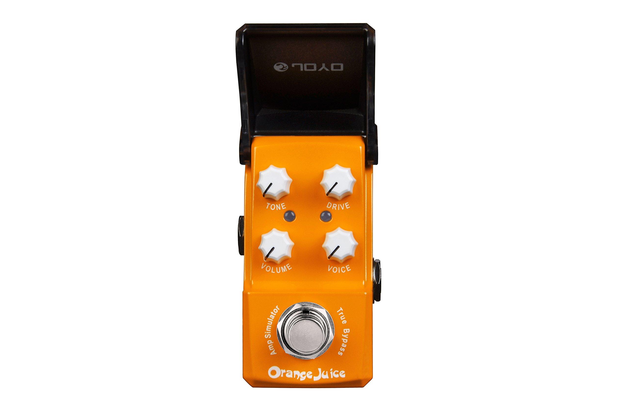 Joyo JF-310 Orange Juice Electric Guitar Single Effect