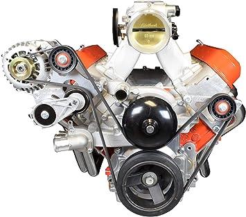 ls1 gto belt diagram amazon com ict billet ls idler pulley bracket power steering  ict billet ls idler pulley bracket
