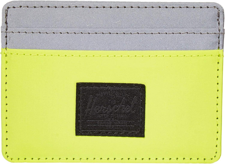 Herschel Supply Co Mens Charlie RFID Blocking Card Holder Wallet