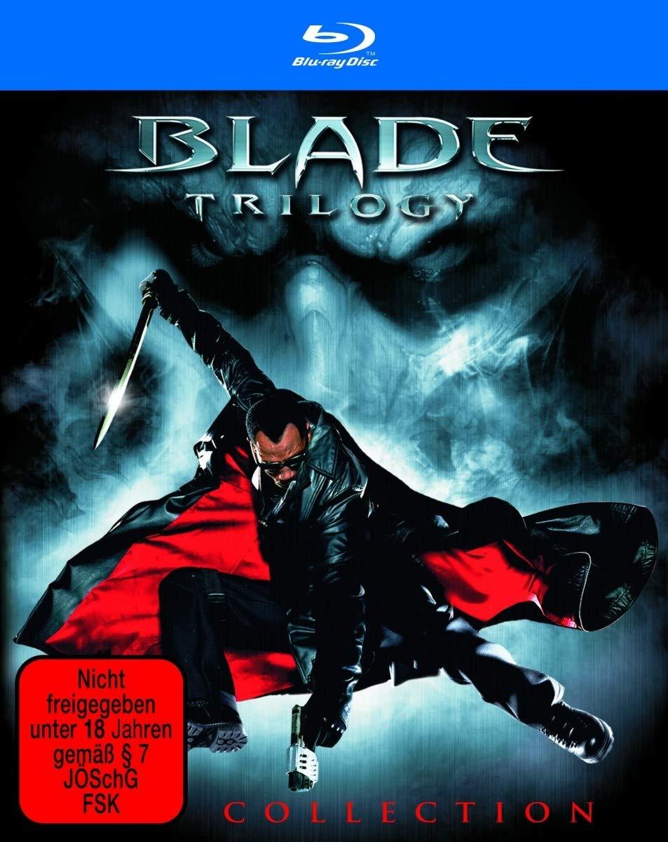 Blade Trilogy [Alemania] [Blu-ray]: Amazon.es: Snipes, Wesley ...