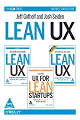LEAN UX (Set of 3 Volumes) Paperback