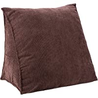HALOViE Triangle Wedge Pillow Back Cushion 474523CM Sofa Bed Office Chair Rest Cushion Back Support Throw Pillow
