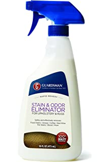 Guardsman Stain U0026 Odor Eliminator For Fabric   16 Oz Spray   Removes Stains,  Grease
