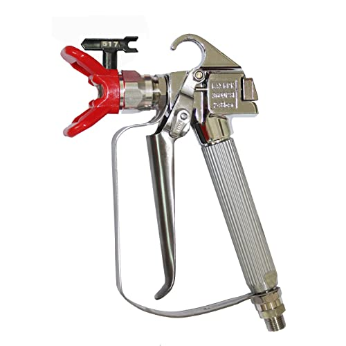 Dusichin DUS-3 is an affordable spray gun that is easy to carry and clean