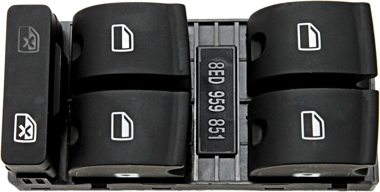 Élément de commutation Leve Vitre Interrupteur Pour Audi a3 a4 a6 avant 4f0959851