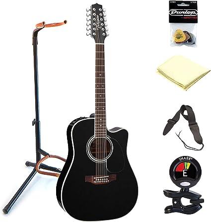 TAKAMINE ef381sc correas de soporte para guitarra eléctrica de ...