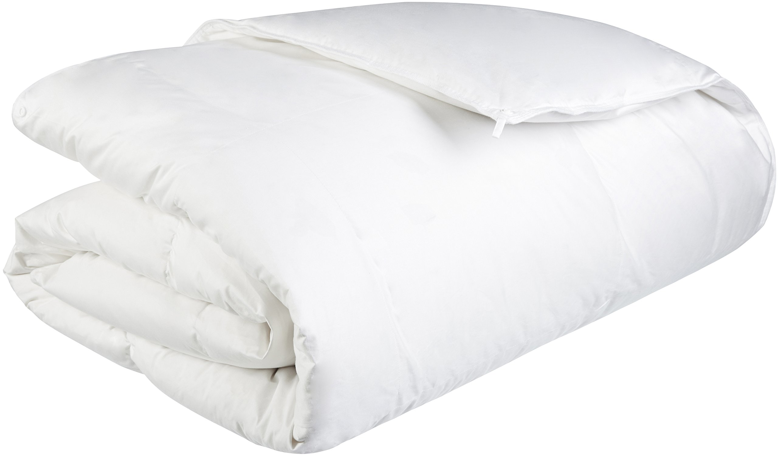 Pinzon Lightweight Shed-Resistant White Down Comforter - King by Pinzon by Amazon