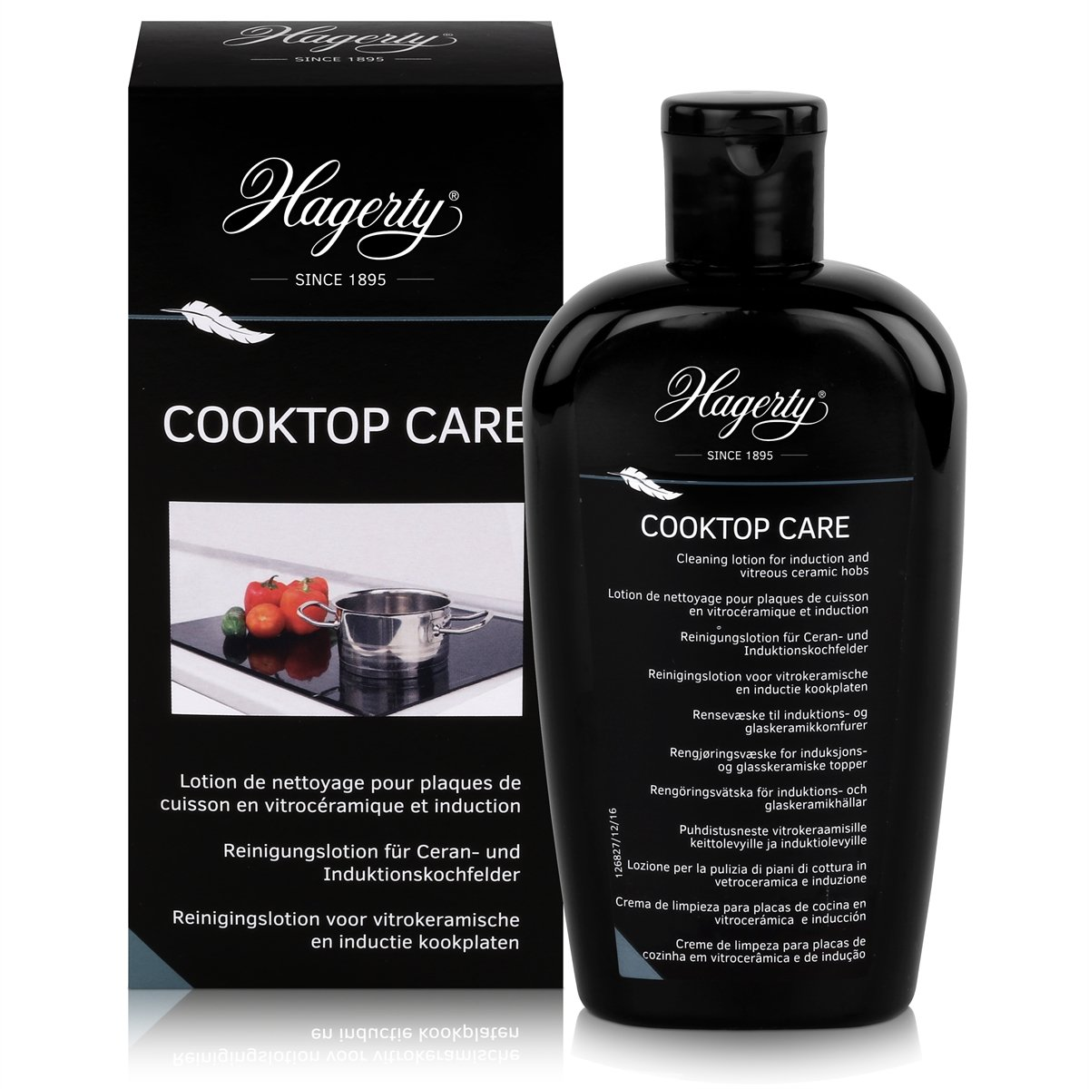 Amazon.com: Hagerty Cooktop Care 250 ml Lotion for the ...