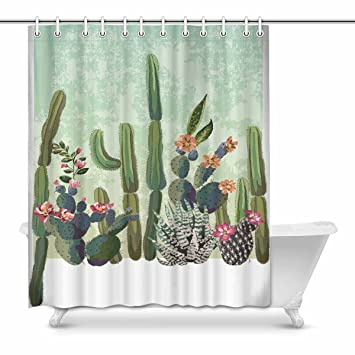 Amazon Com Interestprint Cute Succulents Cactus Country Decorations