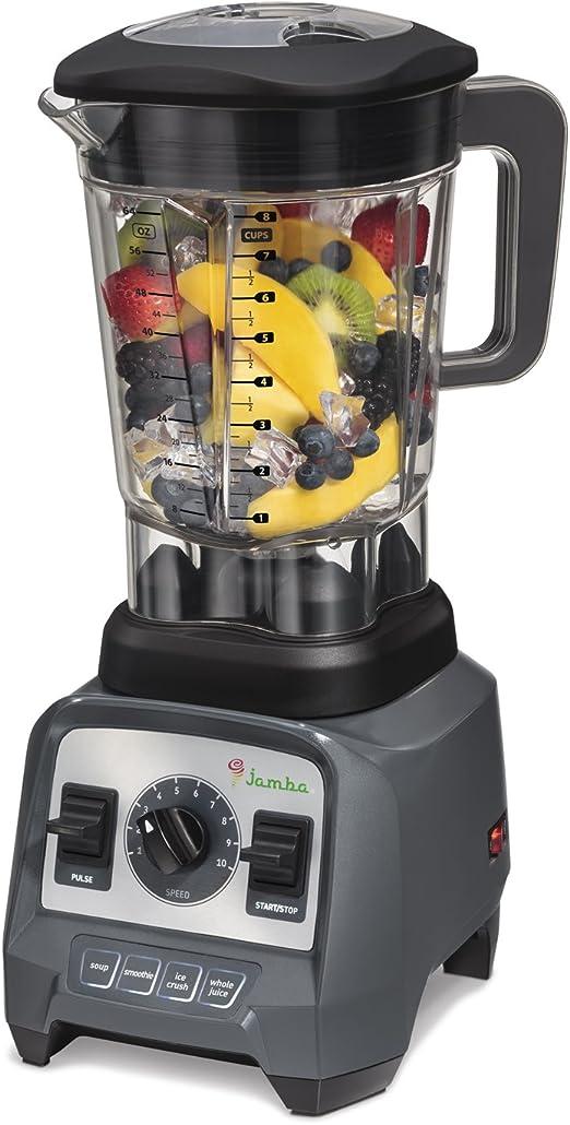 Jamba aparatos 2.4 hp licuadora con jarra de 64 oz, gris (58910 ...