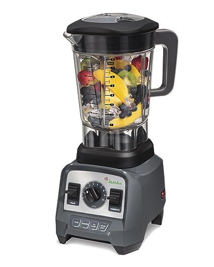 Amazon.com: Jamba Appliances 2.4 hp Blender with 64 oz Jar, Grey ...