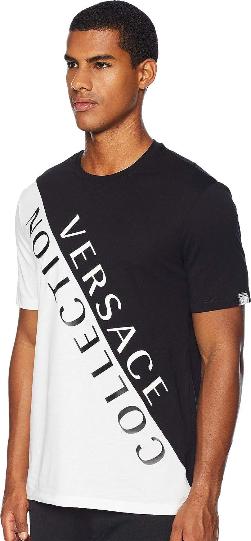 Versace Collection Mens Split Tee