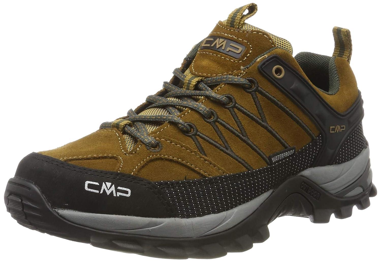 (Senape-arabica 03pd) 41 EU CMP Rigel Faible, Chaussures de Randonnée Basses Homme