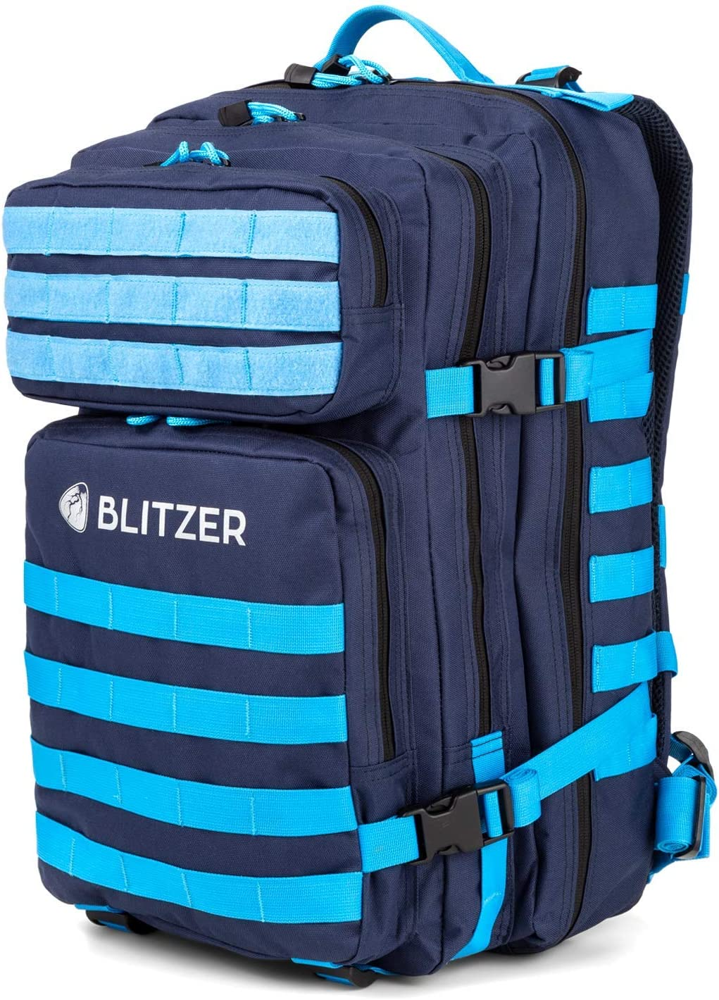 Blitzer – Mochila militar con capacidad de 30 o 50 L – Mochila impermeable – Mochila de uso para senderismo, caza y otras actividades al aire libre