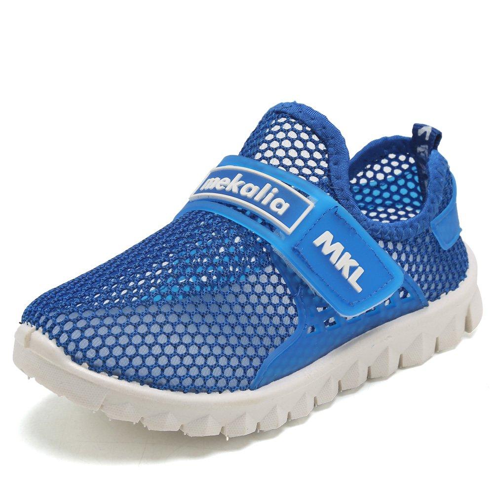 CIOR Boys Girls Breathable Lightweight Sneakers Antislip Shoes for Running Walking Toddler/Little Kid/Big Kid