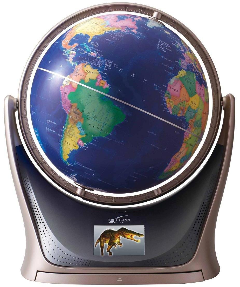しゃべる地球儀 パーフェクトグローブ エリート B002P67AAU