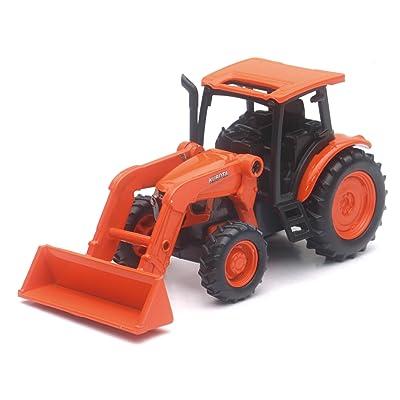 Kubota M5-111 Farm Tractor (Mini) Pullback: Toys & Games