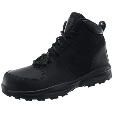 info for 0c5ff 41795 Nike Manoa GS - AJ1280001 - Color Black - Size 3.5 Amazon.co.uk Shoes   Bags