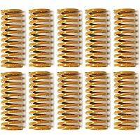 Bclaer72 10 moldes de compresión de 5 mm