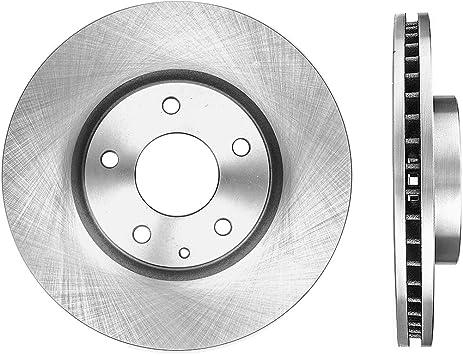 Rotors Ceramic Pads F+R OE Replacement 2014 2015 Mazda 5