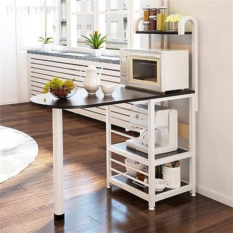 Mobili da cucina Creativa cucina scaffalature microonde ...
