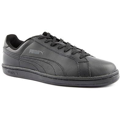 Mens Puma Smash Black Leisure Trainers Size 12  Amazon.co.uk  Shoes ... 0cd283c01