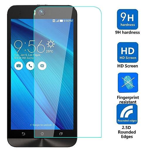 26 opinioni per Pellicola Vetro Temperato per Asus Zenfone 3 ZE552KL, Leathlux [0.26mm] Ultra