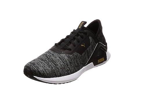 PUMA Rogue X Knit, Zapatillas de Running para Hombre: Amazon ...