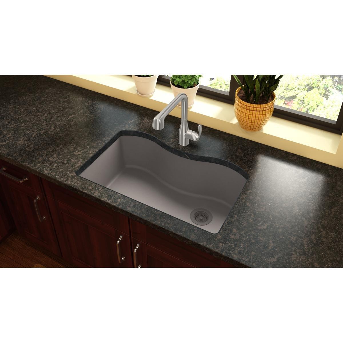 quartz composite sinks review