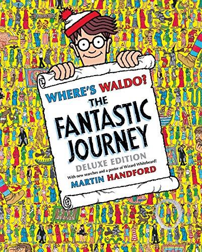 Where's Waldo? The Fantastic Journey: Deluxe